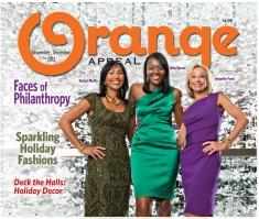 Orange Appeal- Philanthropy